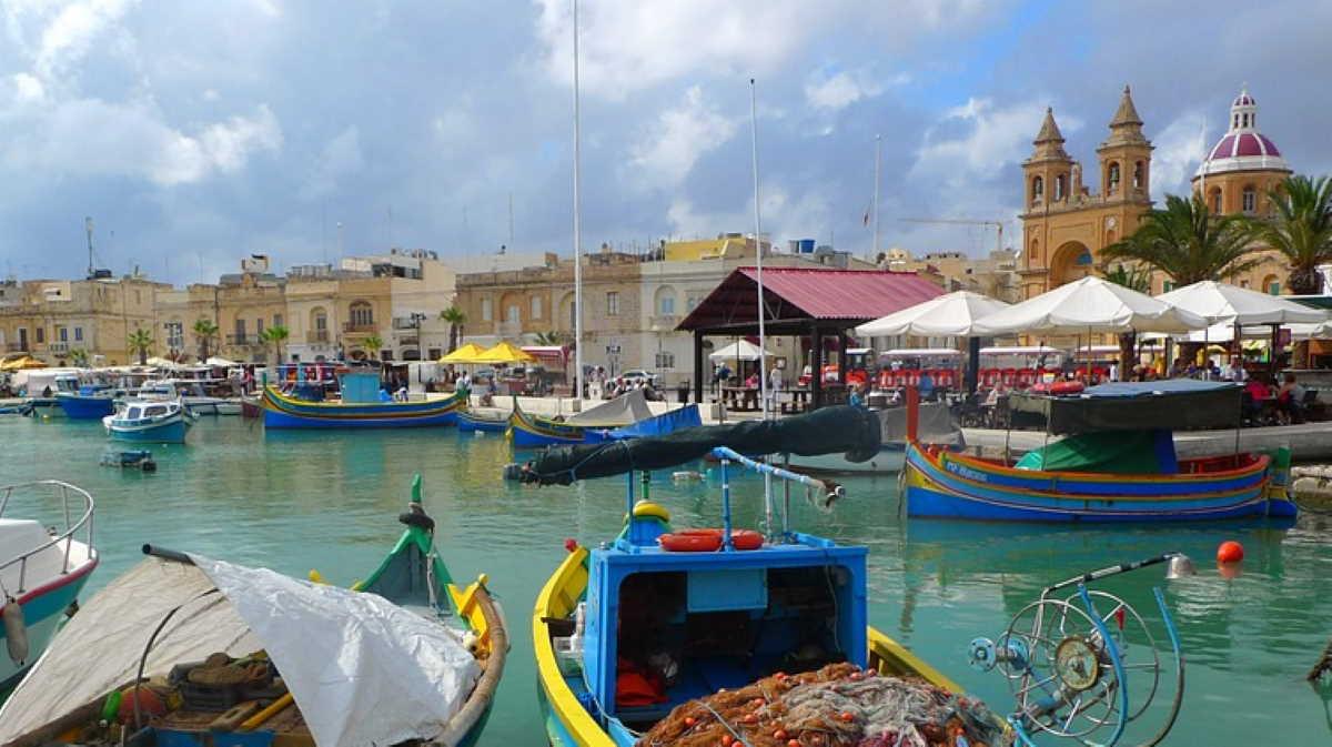 Malta fishing
