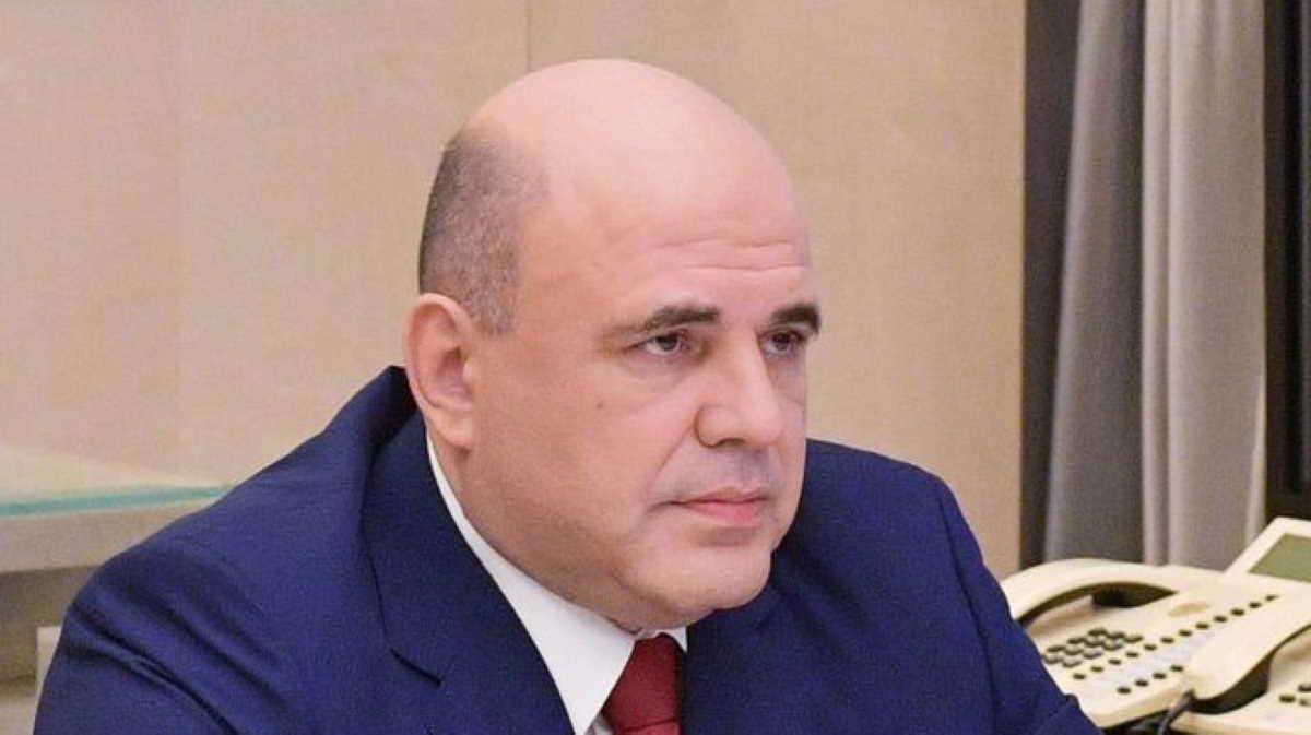 Mikhail Mishustin
