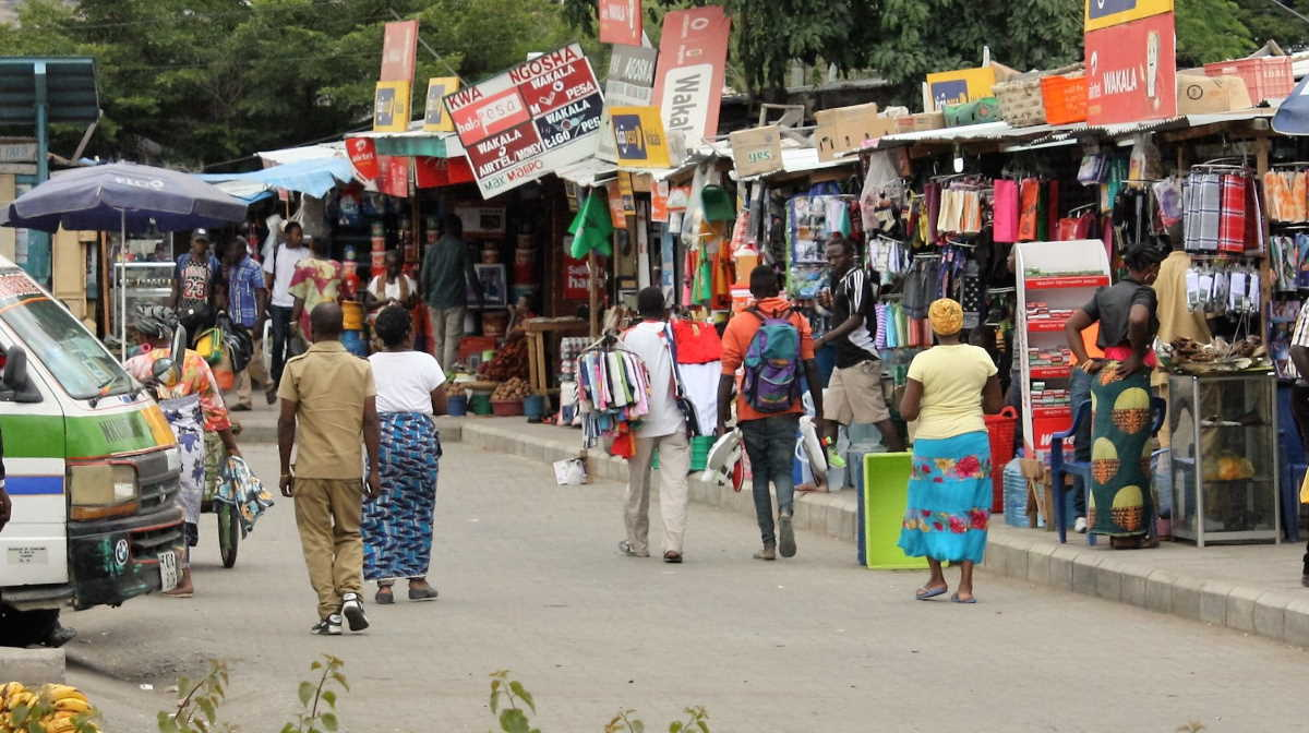 Tanzania street