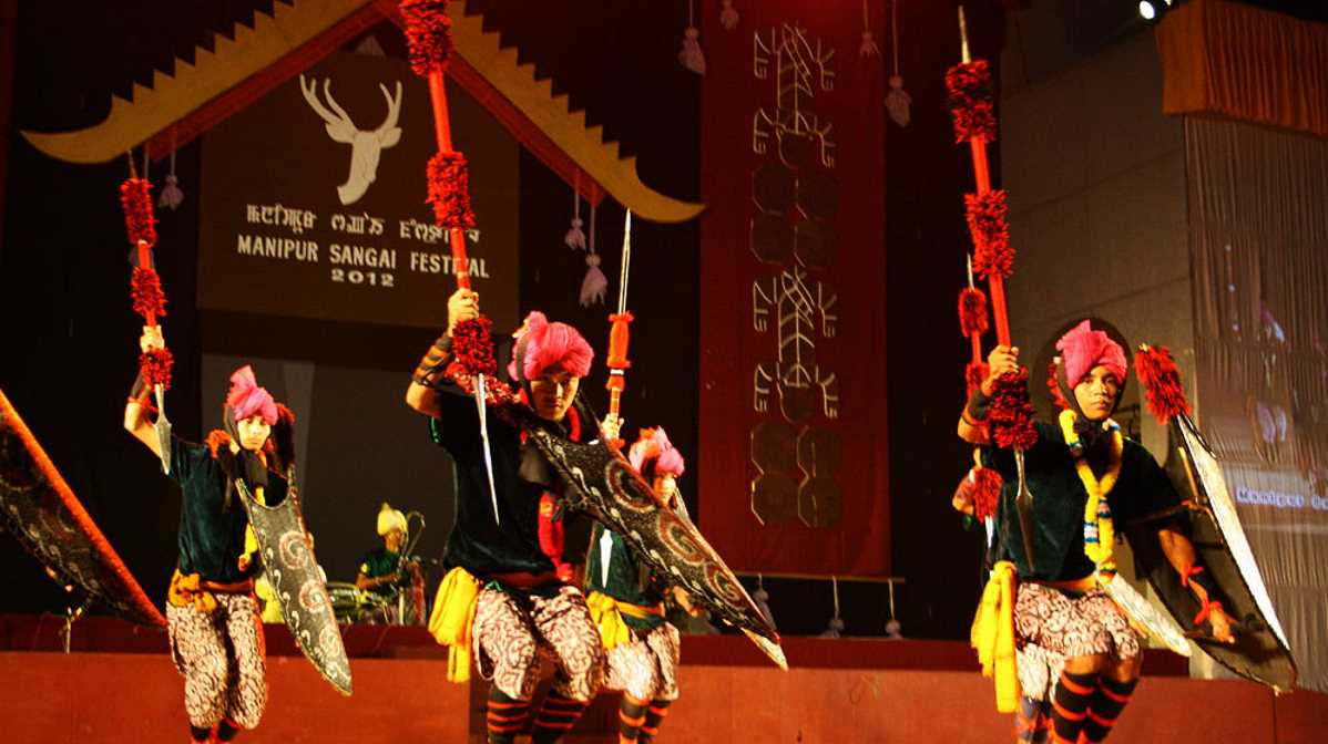 Sangai Festival