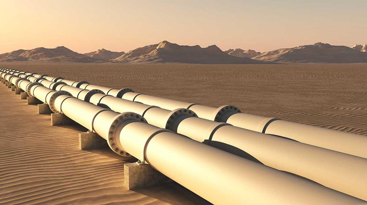 Africa gas