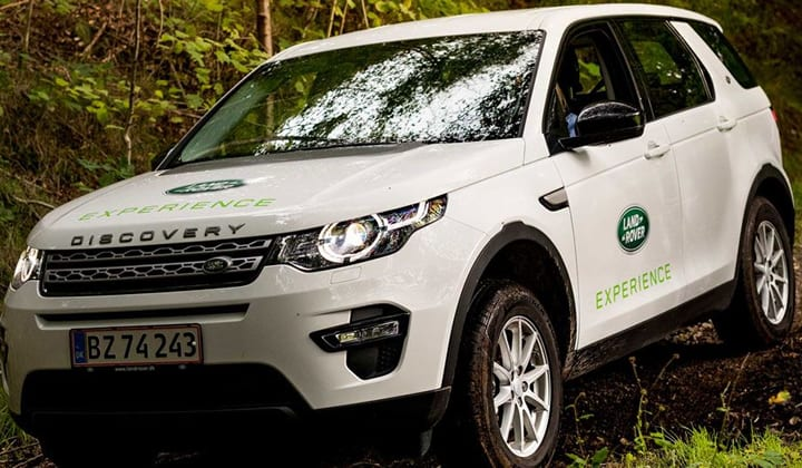 Half Day Drive Experience at Eastnor