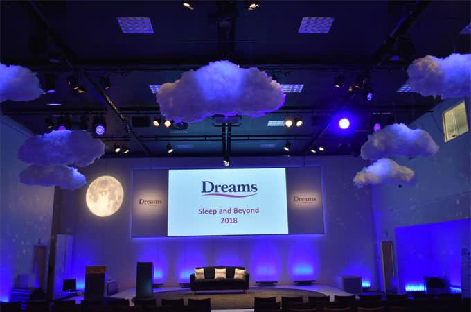The DREAMS Awards event at Jaguar Experience Castle Bromwich