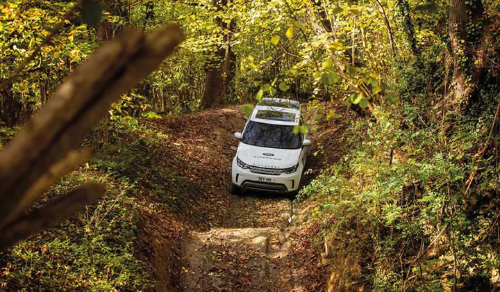 Advanced Drive Experience at Eastnor