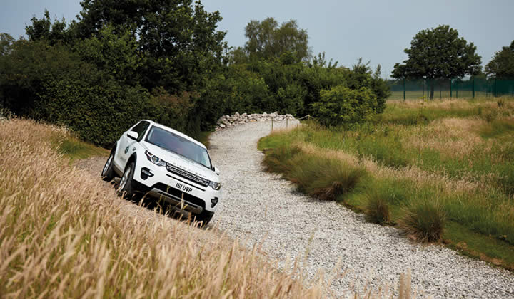 Land Rover Experience - Liverpool Taster Drive Experience