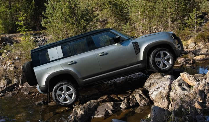 Land Rover Experience - Liverpool Half Day Shared Experience