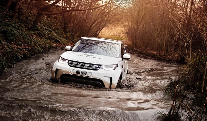 Solihull MUD AND RUTS - one hour taster drive