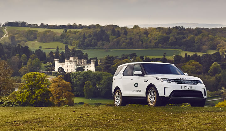 One Hour Taster Drive at Eastnor