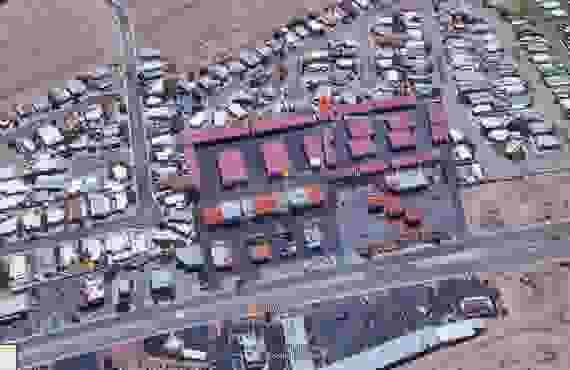 Facility aerial image