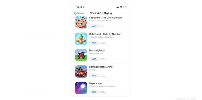 The Final App Store Creatives