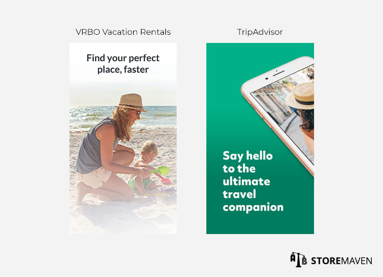 VRBO and TripAdvisor Messaging Style