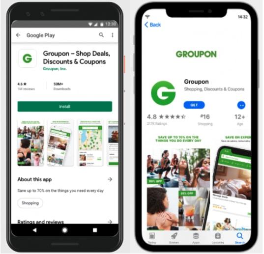 Groupon App