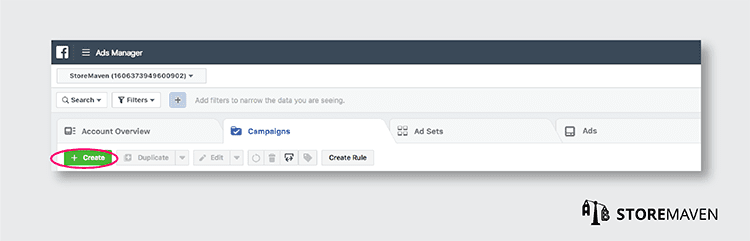 How to Set Up a Facebook Campaign for Storemaven ASO Tests - 1