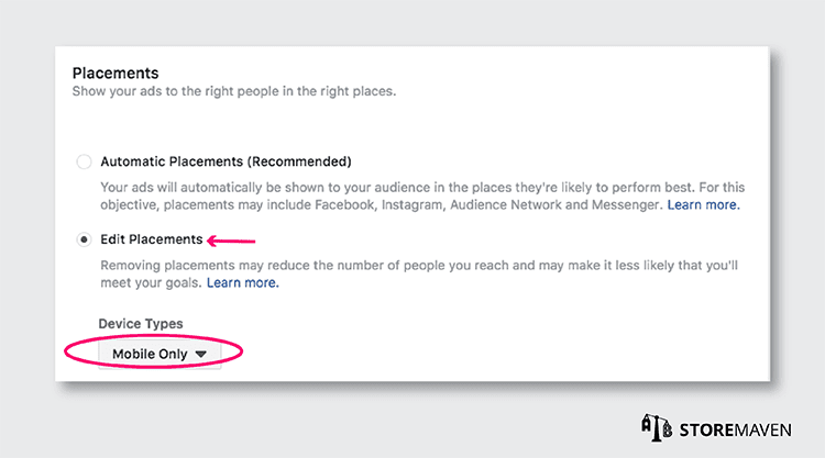 How to Set Up a Facebook Campaign for Storemaven ASO Tests - 20