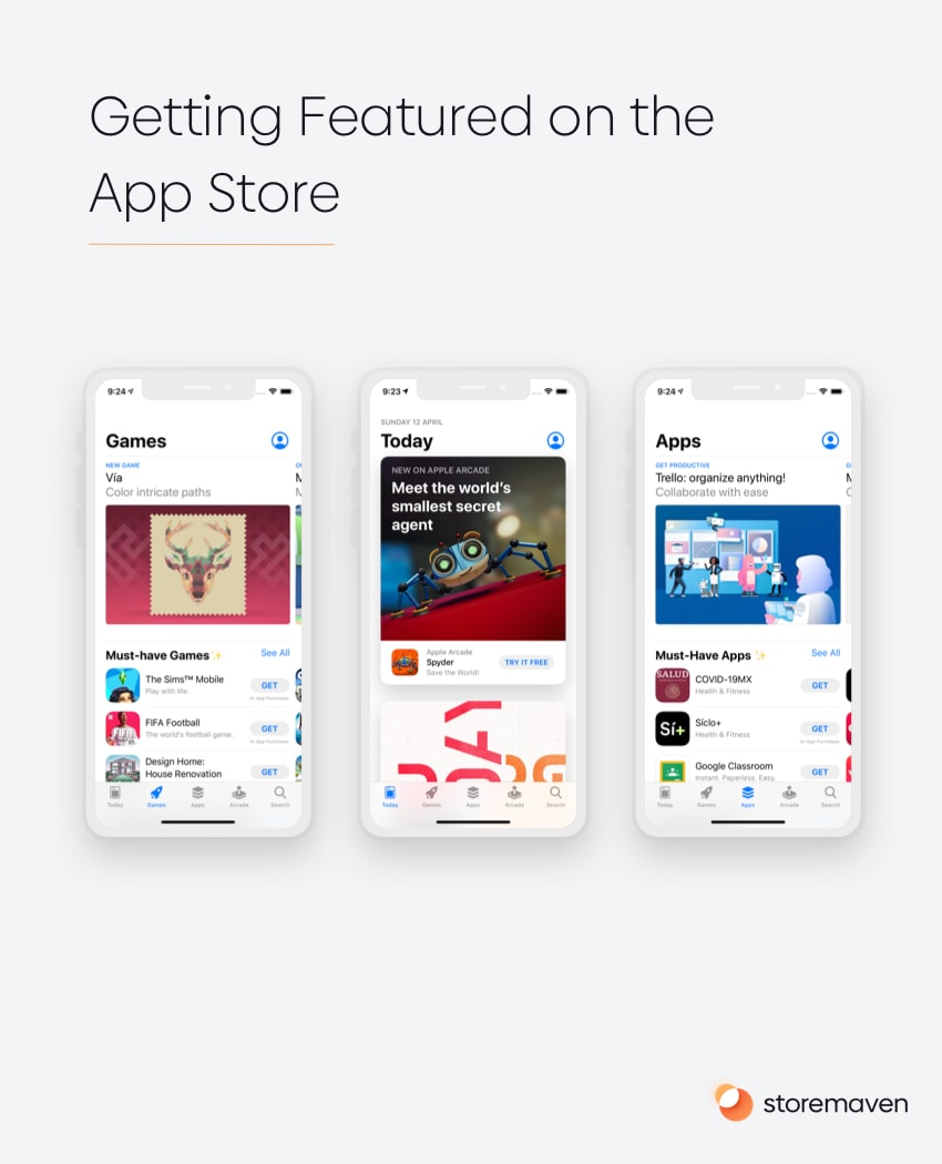 Everything You Need to Know About Getting Your App Featured on the App Store - 1