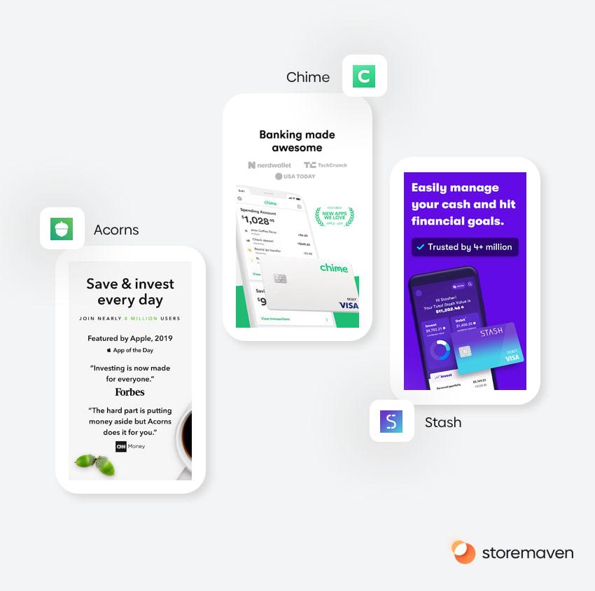 ASO App Store Category Spotlight: Finance Apps - 10