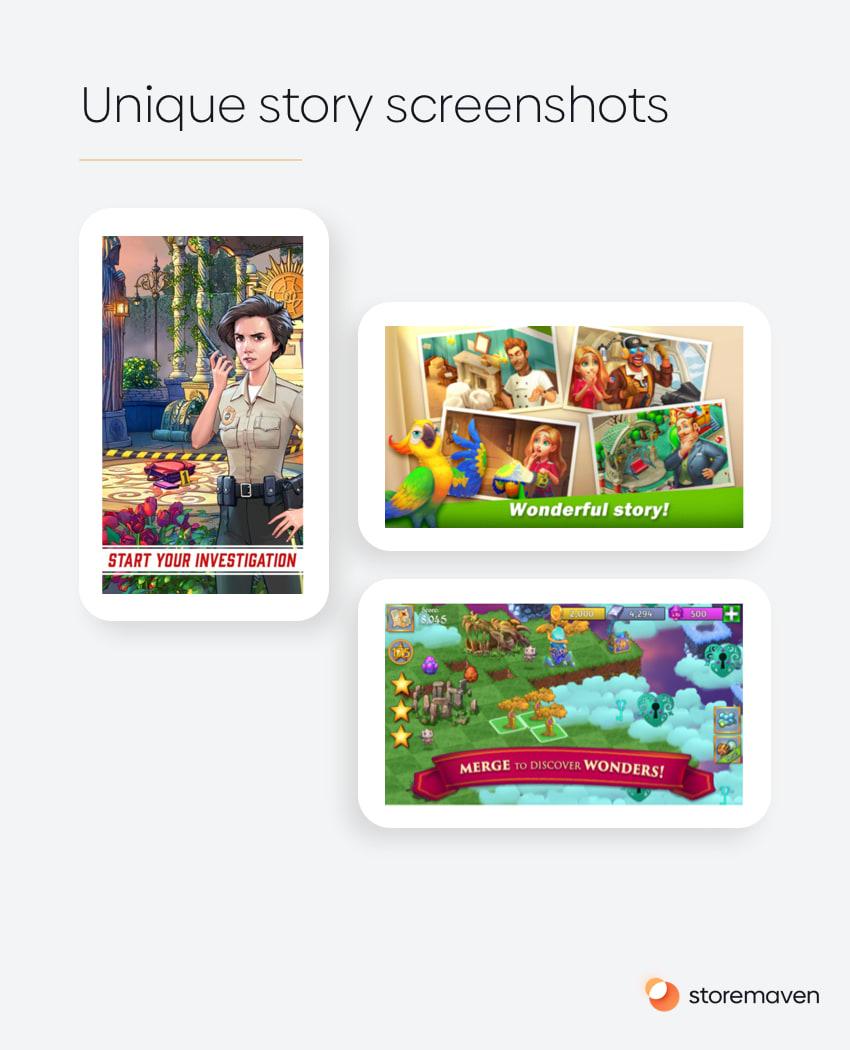 ASO App Store Category Spotlight: Match-3 Games - 7