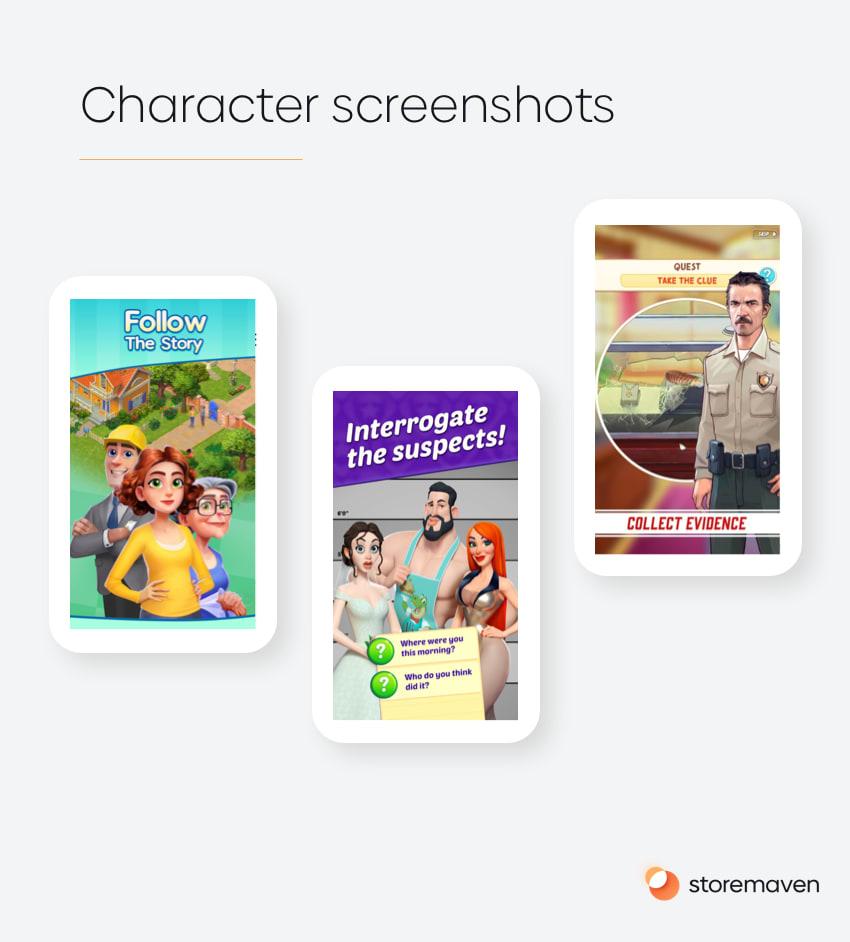 ASO App Store Category Spotlight: Match-3 Games - 11