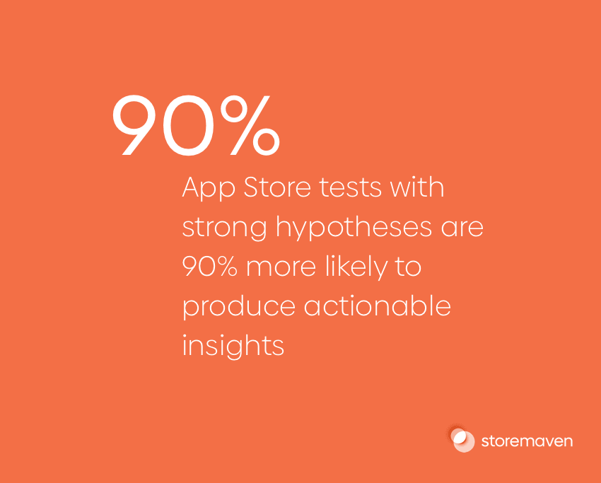 The Ultimate App Store Test (Part 1): Building Hypotheses - 1