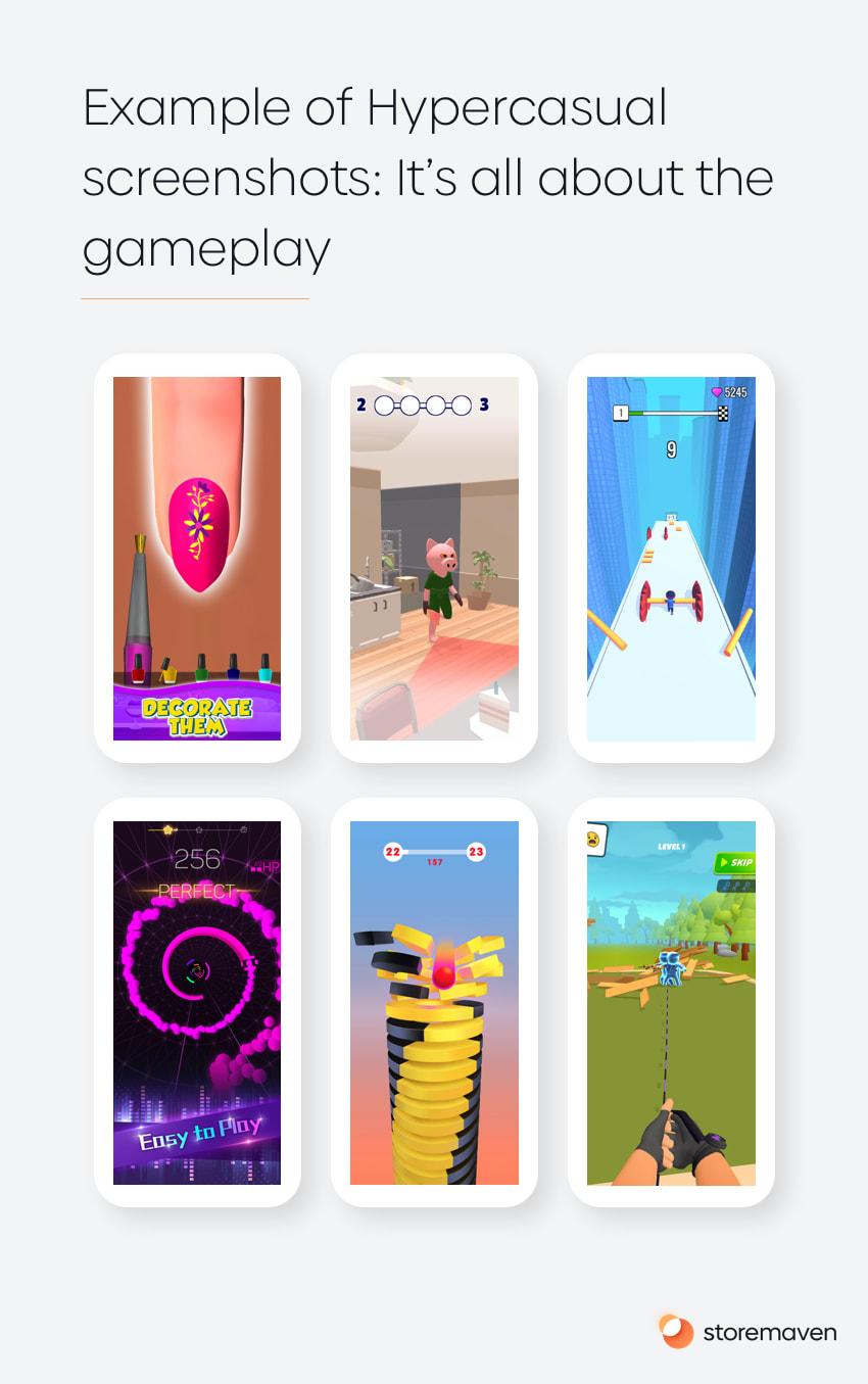 ASO App Store Category Spotlight: Hypercasual Games - 7