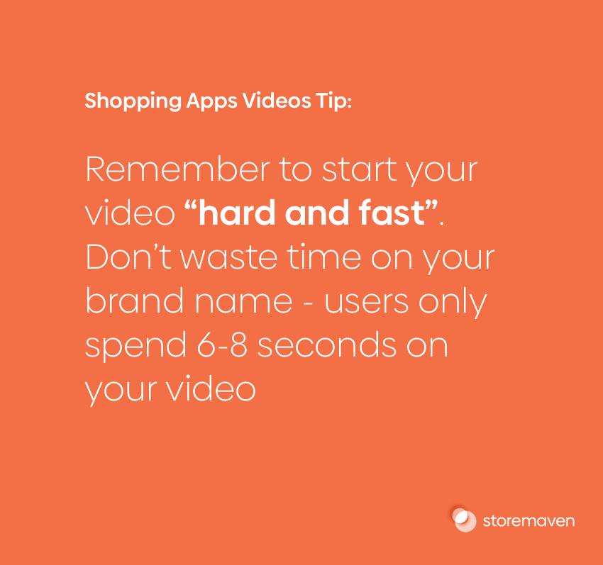 ASO App Store Category Spotlight: Shopping Apps - 5
