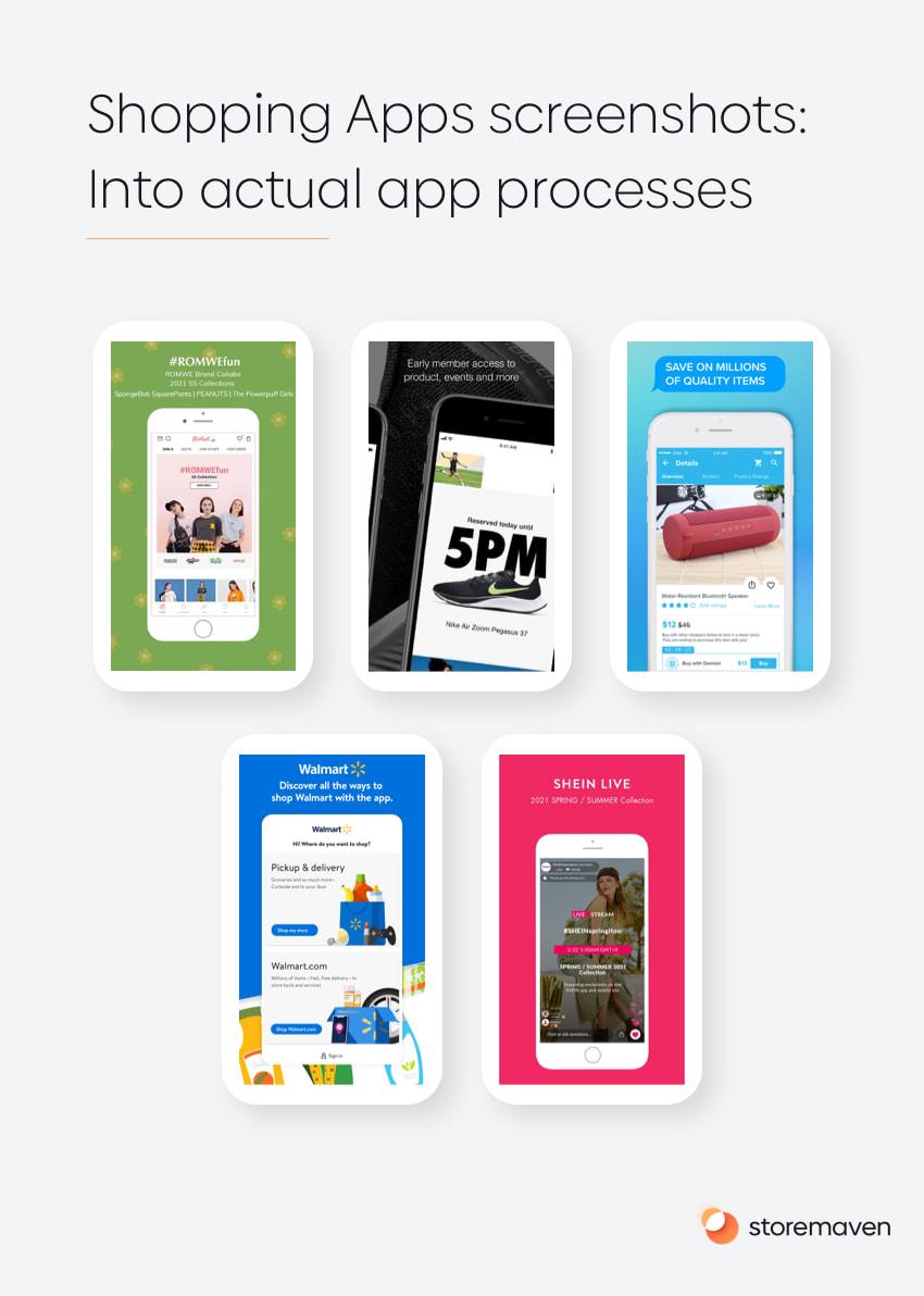 ASO App Store Category Spotlight: Shopping Apps - 7