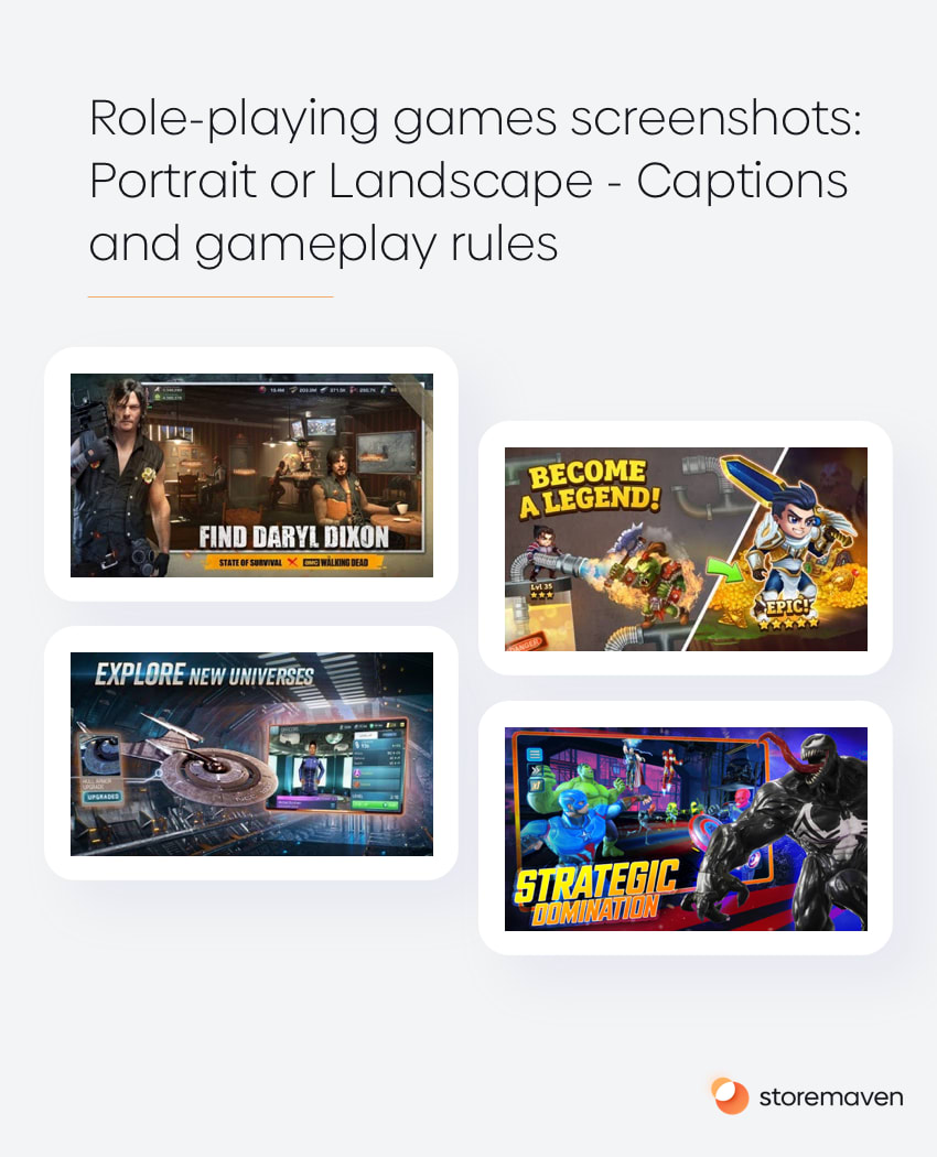 ASO App Store Category Spotlight: Role-Playing Games - 7