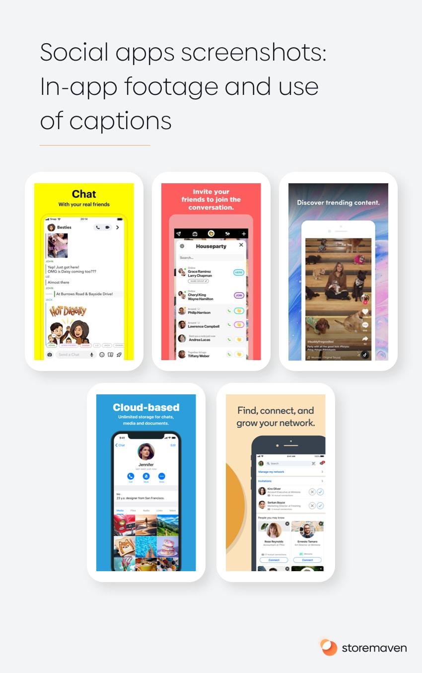 ASO App Store Category Spotlight: Social Apps - 5