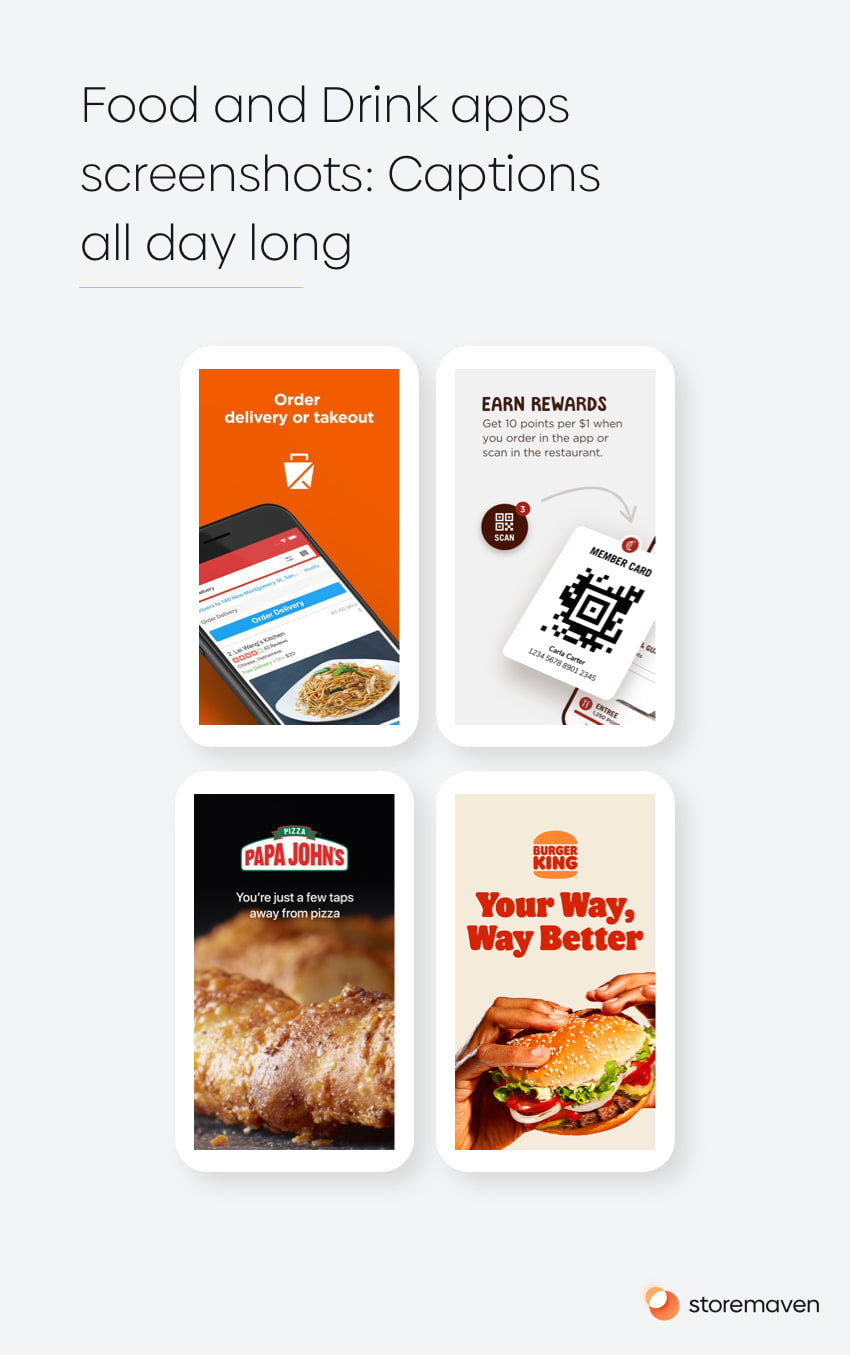 ASO App Store Category Spotlight: Food and Drink Apps - 6