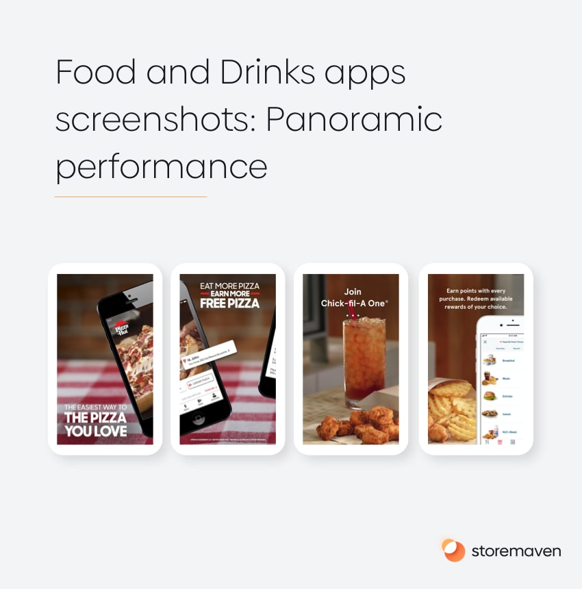 ASO App Store Category Spotlight: Food and Drink Apps - 7
