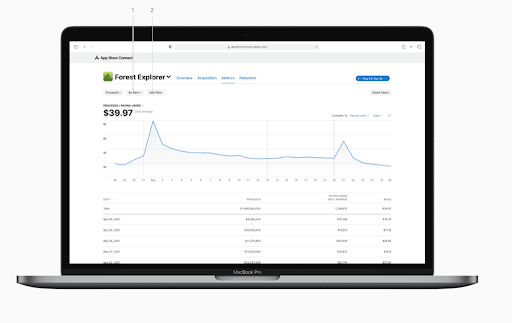 The New 2021 App Store Connect Metrics That Will Help You Better Understand Growth - 3