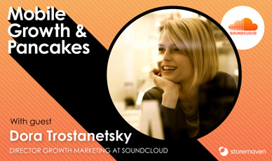 Episode #10: Growth Without Paid UA With Dora Trostanetsky