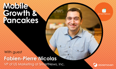 Episode #9: Do TV Ads Work for Mobile Growth With Fabien-Pierre Nicolas