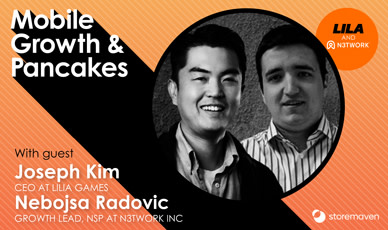 Episode #8: Combining Marketing and Product For Growth with Nebojsa Radovic & Joseph Kim