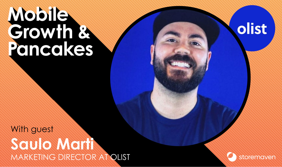 Episode #19: Early-stage Mobile Growth with Saulo Marti