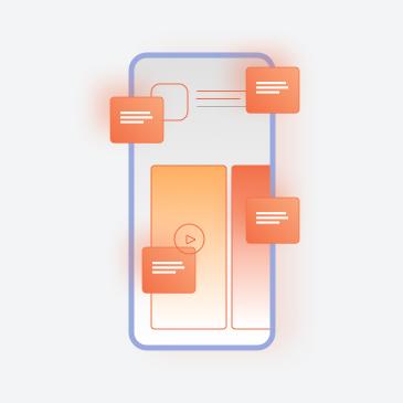 App Store & Google Play screenshot gallery orientation report