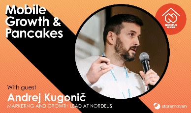 Episode #20: Sustaining Long-term Mobile Growth with Andrej Kugonic