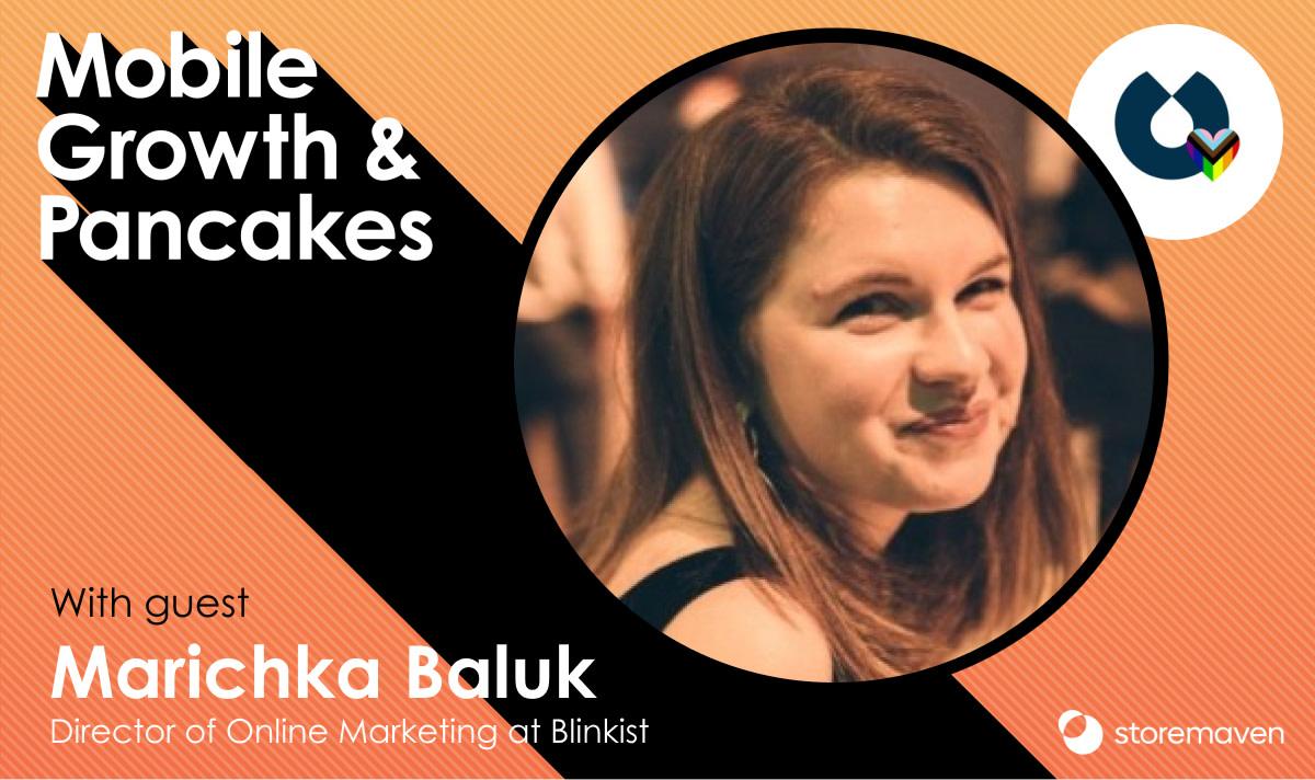 Episode #23: Designing Affiliate Marketing Funnels with Marichka Baluk