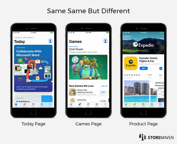 iOS 12 App Store Updates
