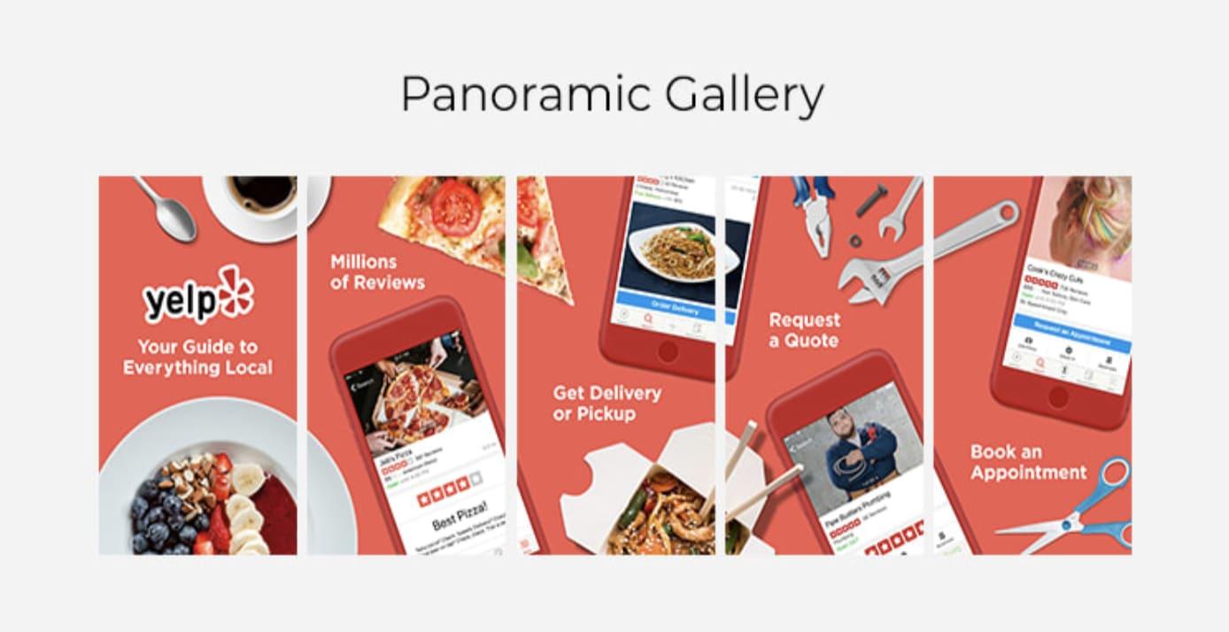 Panoramic Gallery