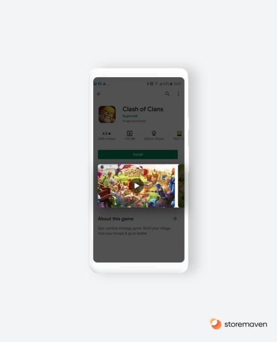 Google Play Store Videos