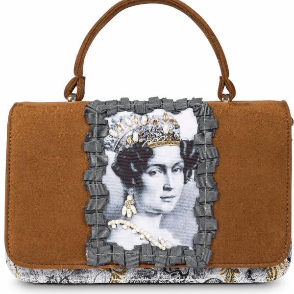 Tasche Therese mit Krone