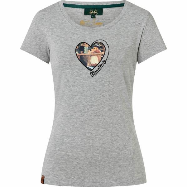 Damen T-Shirt Frechdachs K20