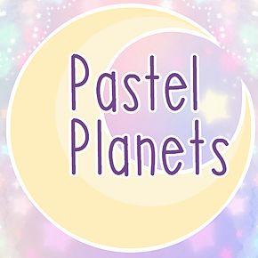 Pastel Planets
