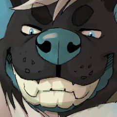 Magpie Hyena