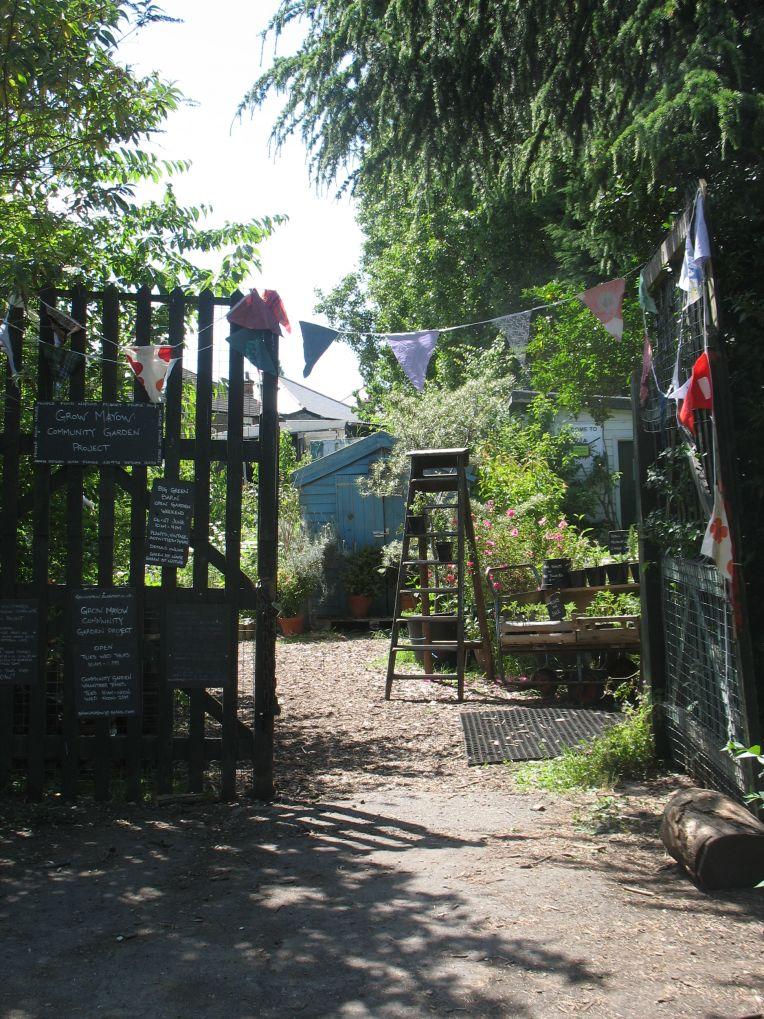 Grow Mayow Community Garden