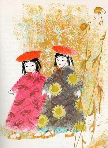 Little Plum by Rumer Godden. Illustrated by Jean Primrose