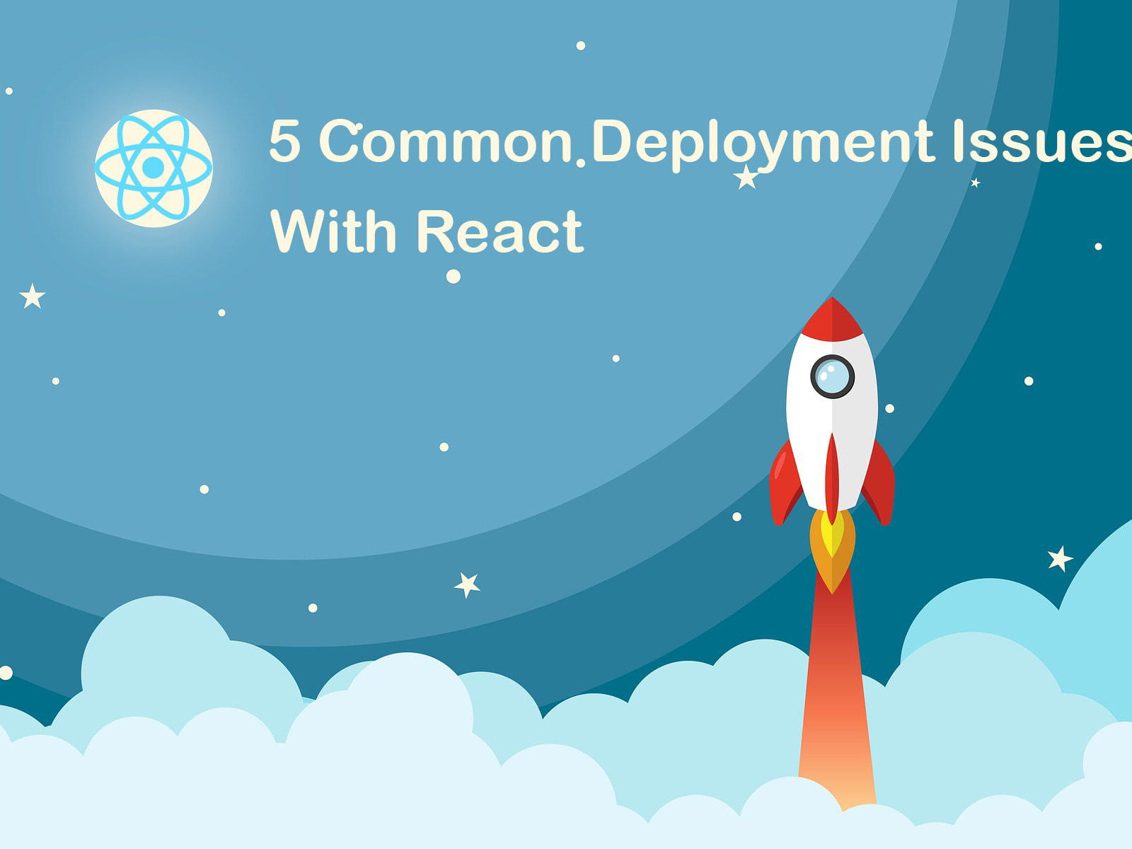 How to Deploy a React Application to A Server?