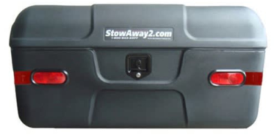 The StowAway Max by StowAway holds a total of 16 cu. ft.