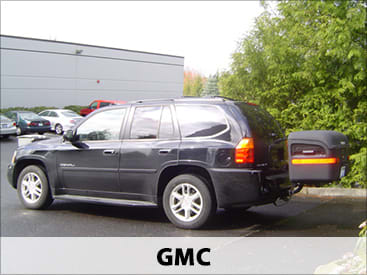 StowAway MAX Cargo Carrier on GMC